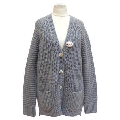 Iris von Arnim giacca a maglia in cashmere Chunky