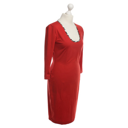 Just Cavalli Dress in red