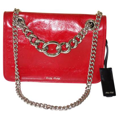 Miu Miu Shoulder bag with metal chain