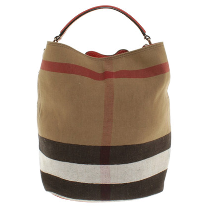 Burberry Sac à main avec motif Nova Check