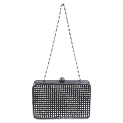 Kurt Geiger clutch with Rhinestones