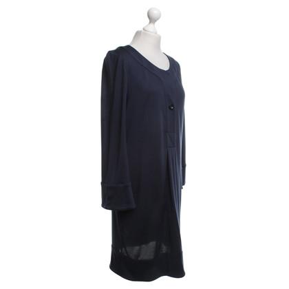Diane von Furstenberg Robe en bleu foncé