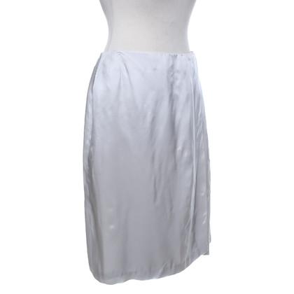 Dries van Noten skirt in light gray