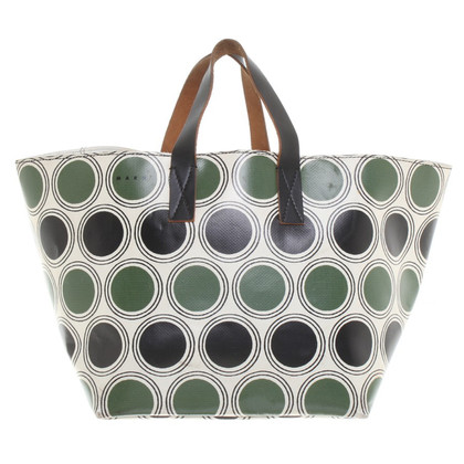 Marni Shopper with pattern