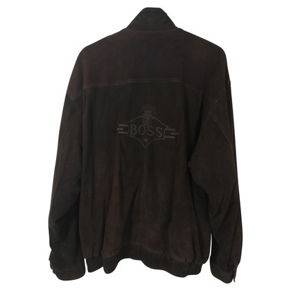 Hugo Boss Suede jacket