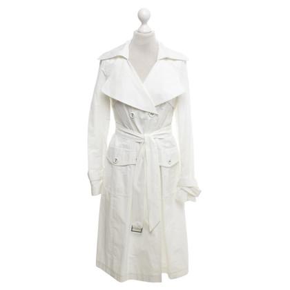 Laurèl Trenchcoat in Weiß
