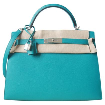 """Hermès """"Kelly Bag 32 Epsom Leder"""""""