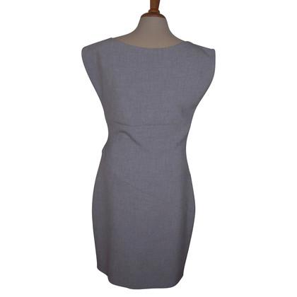 Diane von Furstenberg grijze jurk