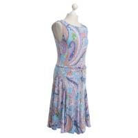 Ralph Lauren Summer dress with paisley pattern