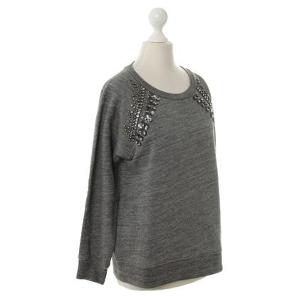 J. Crew Sweatshirt met strass
