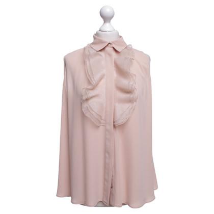 Elisabetta Franchi blouse nude