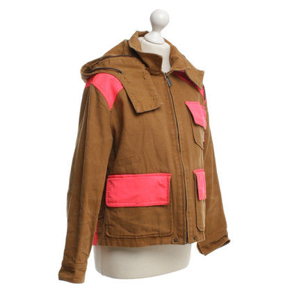 Hunter Jacket in Ocher