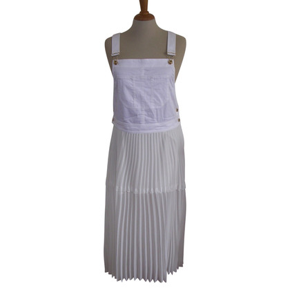 Atos Lombardini White dress