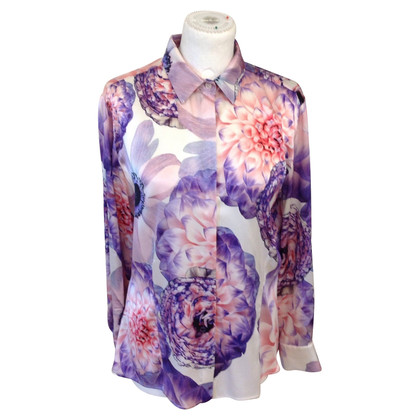 Versace silk blouse