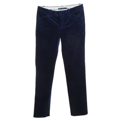 Ralph Lauren Corduroy pants in blue