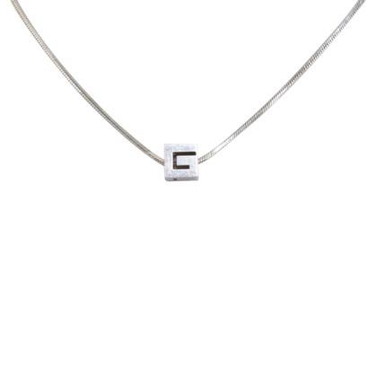 Gucci White gold chain
