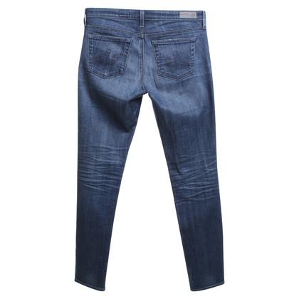 Adriano Goldschmied Jeans in Blau