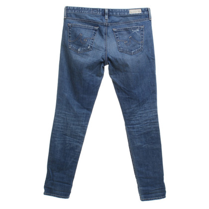 Adriano Goldschmied Jeans Destroyed