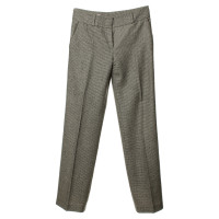 Laurèl Pants with Houndstooth pattern