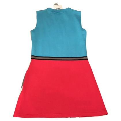 Moschino Woolen dress with design