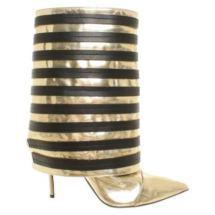 Aperlai Golden boots