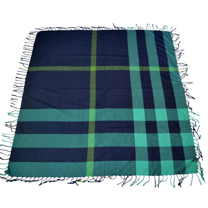 Burberry Cloth with check pattern