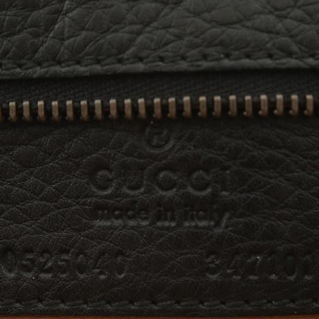 Freies Verschiffen Verkaufsschlager Gucci Umhängetasche in Schwarz Schwarz Outlet Besten Großhandel nHtIZsaGH