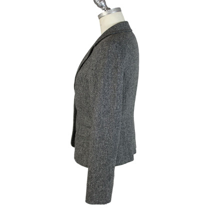 Max & Co Max & co lana tweed grigio nero grigio