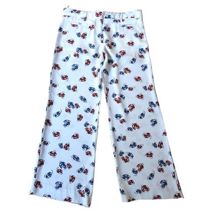 Miu Miu Pantalon avec imprimé