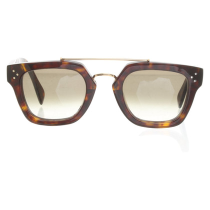 Céline Sunglasses with double bridge
