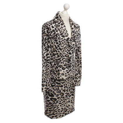 Marc Cain Costume with animal print