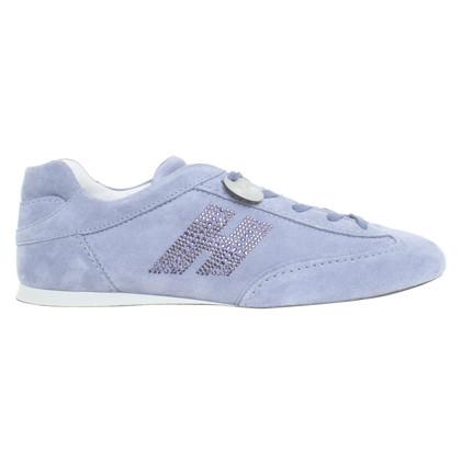 Hogan Sneakers in blauw