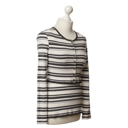 Marc Cain Striped twin set