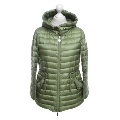 Moncler Piumino verde
