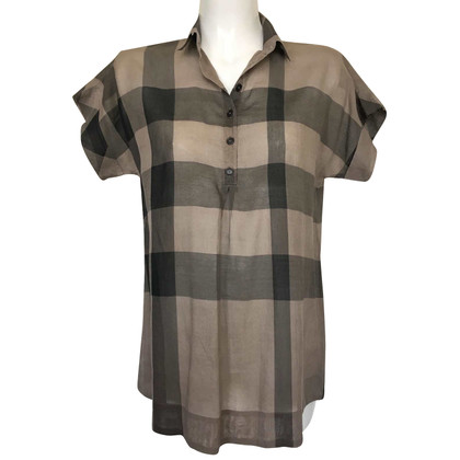 Burberry Shirt with checked pattern