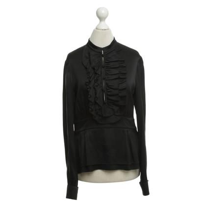 Tory Burch Silk blouse in black