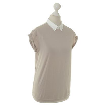 Brunello Cucinelli Camicia con colletto a camicia