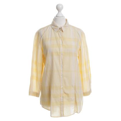 Burberry Checkered shirt