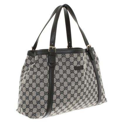 Gucci Shopper mit Guccissima-Muster