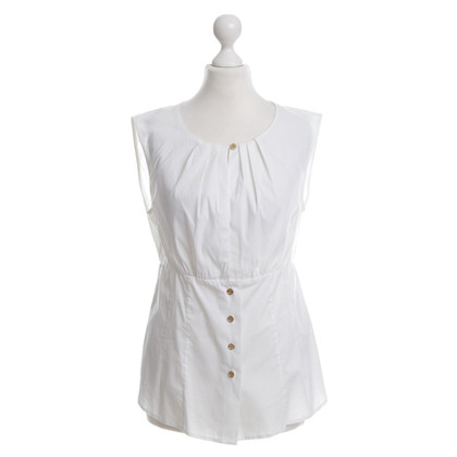 Tory Burch Top en blanc