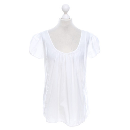 DKNY top in white