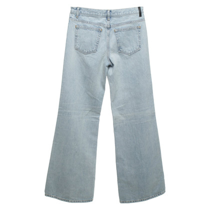 Alexander Wang Jeans in used-look