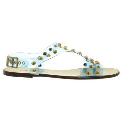 L'autre Chose Sandals Plexiglass Spess.
