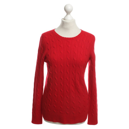 Polo Ralph Lauren Cashmere sweaters in red