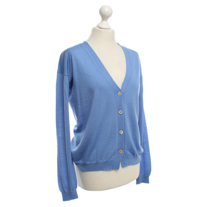 Other Designer 0039 Italy - Cardigan in blue