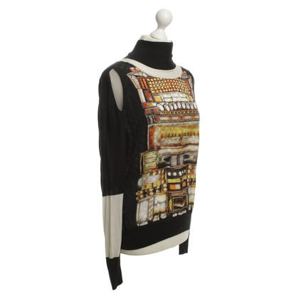Peter Pilotto Pullover mit Cut Outs