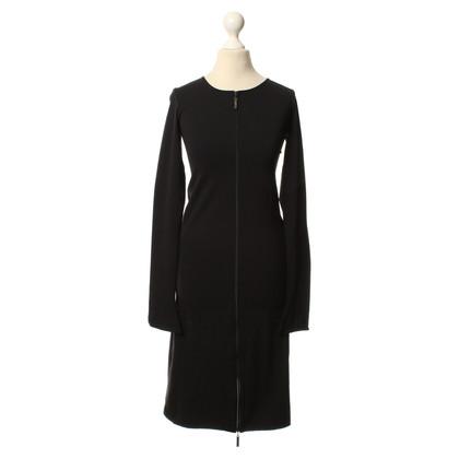 Wolford Langes Kleid in Schwarz