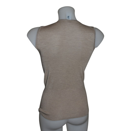 Hermès Top cashmere/seta