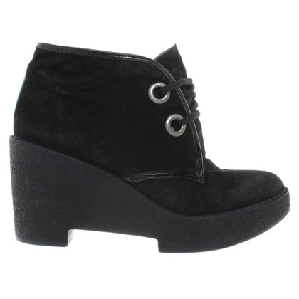 Robert Clergerie Ankle boots with plateau