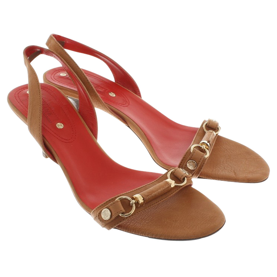 Céline Sandals in brown